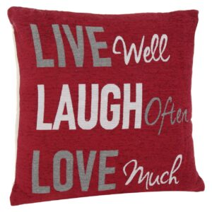 Perna Decor Rosie Live Laugh Love 43 x 43 cm